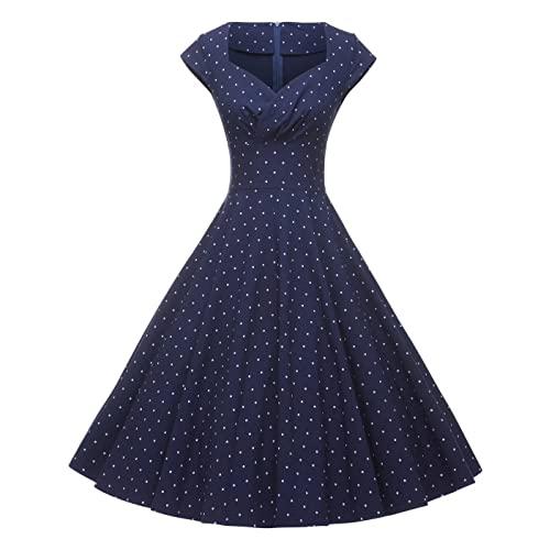 1950s Dress: Amazon.c