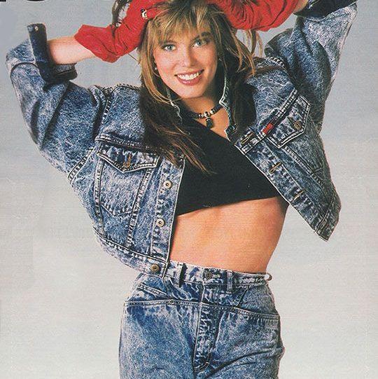 Acid Wash Jeans 1980s Trend – Beyond the Trend: Acid Wash Jea