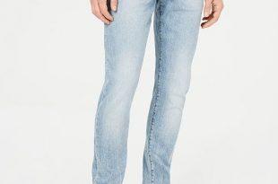 A|X Armani Exchange Men's Light Acid Wash Jeans & Reviews .