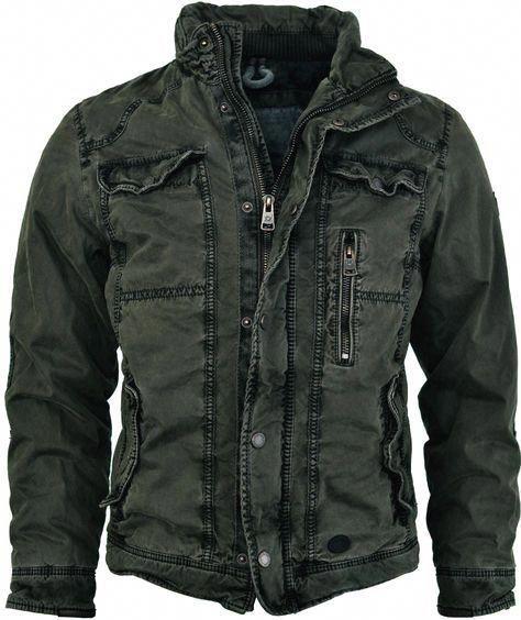 Men's Jacket All Seasons | Рубашки кэжуал, Мужской наряд .