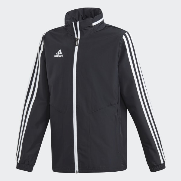adidas Tiro 19 All-Weather Jacket - Black | adidas