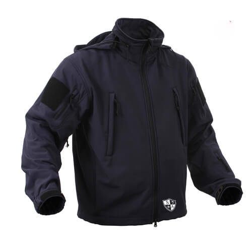 Navy Blue Tactical Jacket | Winter Coat | All Weather Jacket - SA Te