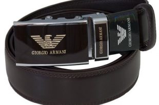 An overview of armani belts #Beltsformen | Armani belt, Mens belts .