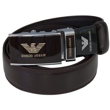Be a man with armani belt | Armani belt, Luxury belts, Be