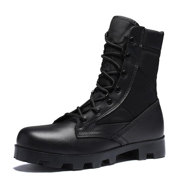 Men's Combat Boots ,Outdoor Desert Boots,Men Army Boots, Male .