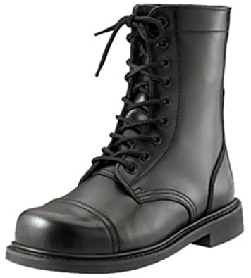 Amazon.com: Army Universe Black GI Style Military Combat Boots .