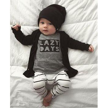 New 2016 autumn baby boy clothes fashion from Honeybee Li