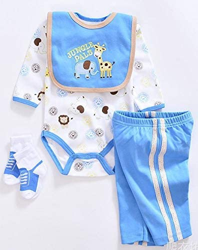 Amazon.com: HUADOLL Reborn Dolls Clothes Baby Boy Clothing Outfit .