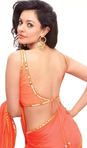 20 Backless Blouse Designs - Get Gorgeous Look with These Desig
