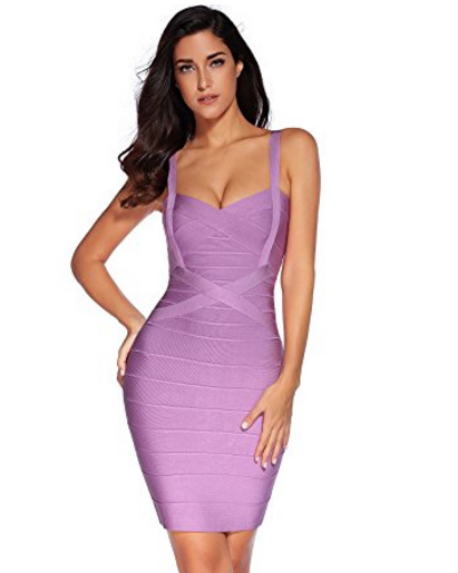 Light Purple Sweetheart Neckline Classic Celeb Inspired Mini .