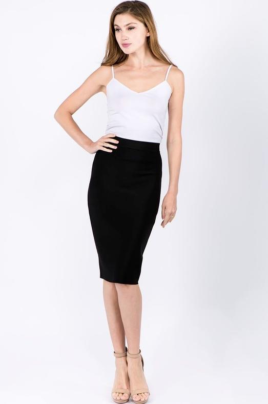 Melany Bandage Skirt - Style Bar Boutiq