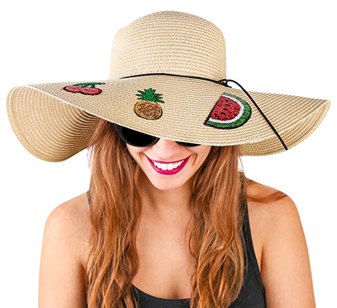 beach hat for wom