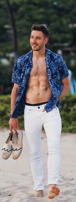 7 Summer Beach Outfit Ideas for Men – Men's Fashion | Grooming .