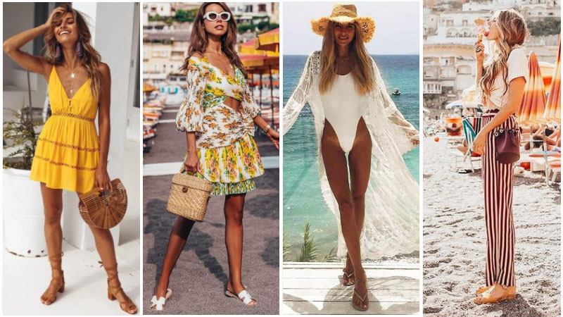 10 Stylish Beach Outfit Ideas for Summer - The Trend Spott