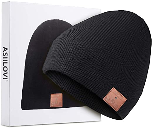 Amazon.com: ASIILOVI Bluetooth Beanie, Bluetooth 5.0 Wireless .