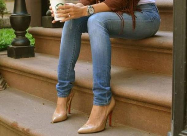 shoes, pumps, beige, beige pumps, classic, classy, stylish, style .