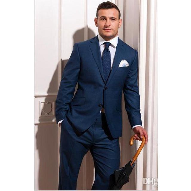 Bespoke Suits For Men - Dethrone Clothi