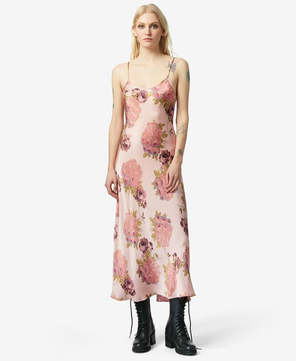 BJ VINTAGE MAXI SLIP DRESS MULTI – Betsey Johns