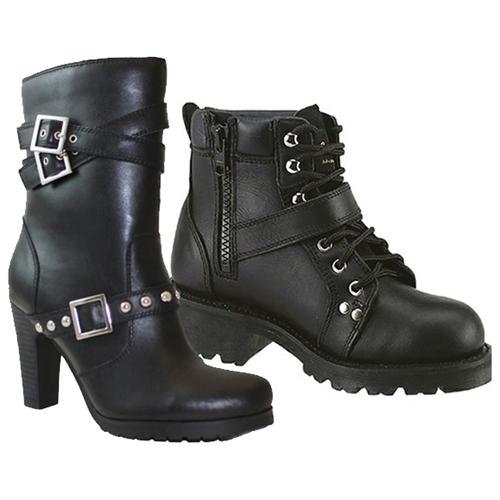 womens biker boots 04182530 | The Cute Styl