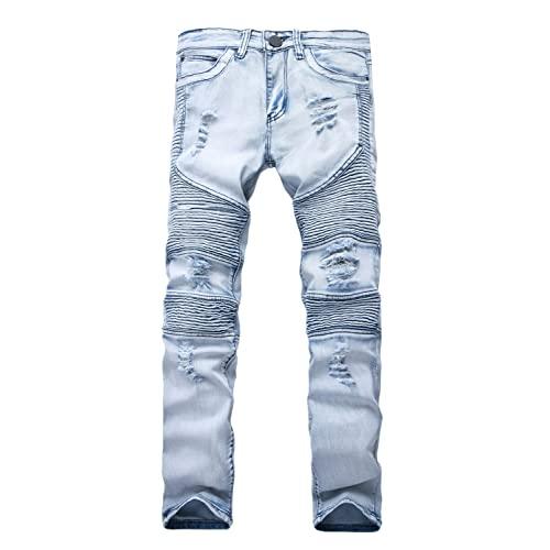 Biker Jeans Men's: Amazon.c