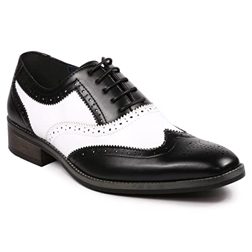 Black and White Shoes: Amazon.c