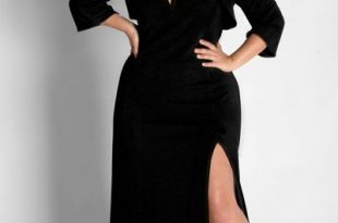 Size Doesn't Matters,But Style Do | Plus size evening gown, Plus .