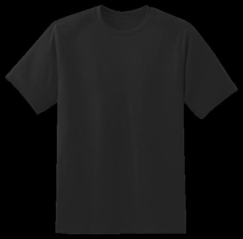 Black T Shirt PNG Transparent Image | Kaos, Kemeja, Kemeja pr