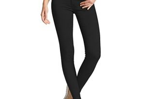 Black Skinny Pant: Amazon.c