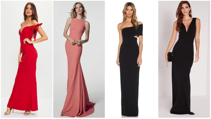 The Black Tie Dress Code for Women - The Trend Spott