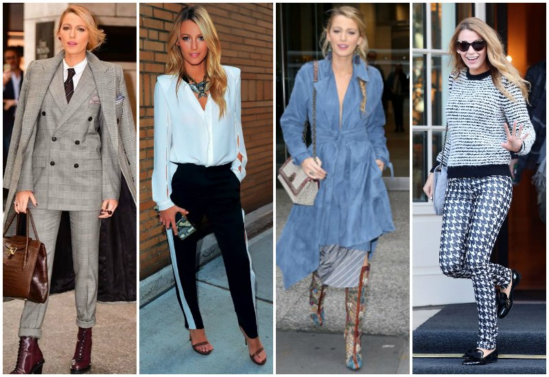 6 Ways Blake Lively Rocks Creative-Dramatic Outfits (and how you .