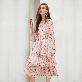 Gypsy Boho Dresses Floral Maxi Bohemian Dresses - Buy Gypsy .