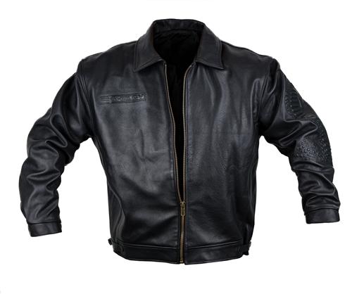 Leather Bomber Jack