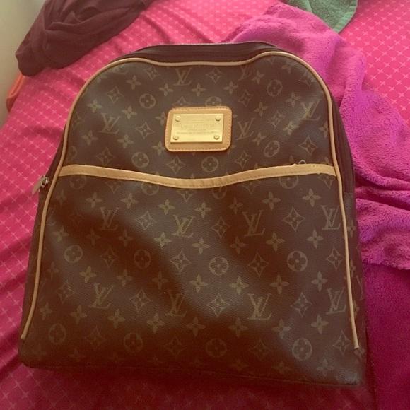 Louis Vuitton Bags | Book Bag | Poshma