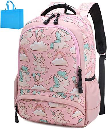 Amazon.com | School Backpacks Girls Unicorn Backpack School Bags .