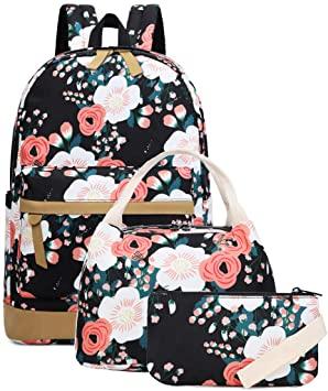 Amazon.com | School Backpack for Teen Girls School Bags .