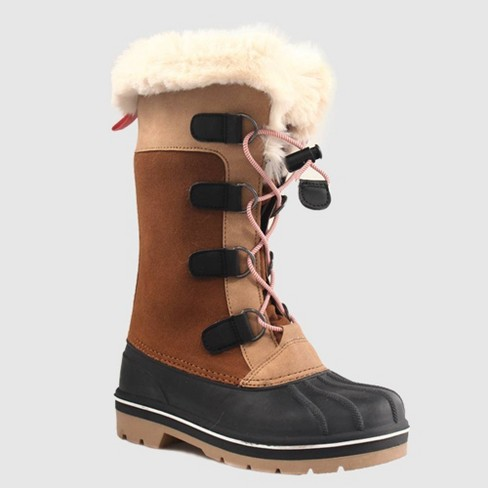 Girls' Constance Winter Boots - Cat & Jack™ : Targ