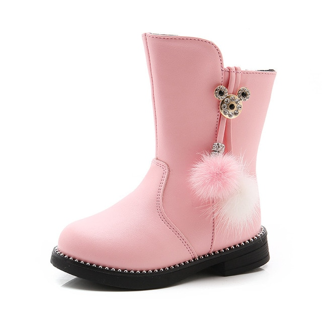 Girl Boots 2018 Winter Boots Kids For Girls Snow Boots For Kids .