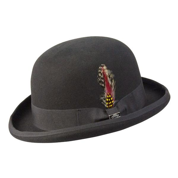 Humphrey Wool Bowler Hat | Conner Ha