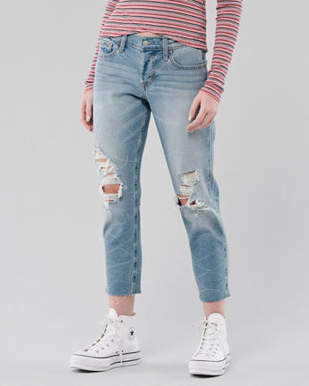Boyfriend Jeans | Hollister C