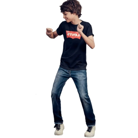 Levi's Bottoms | Levis 511 Boys Skinny Jeans 12 Reg | Poshma
