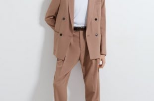 DOUBLE BREASTED SUIT JACKET - Tailored-BLAZERS-MAN | ZARA Urugu