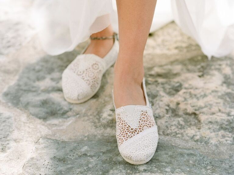 17 Comfortable Wedding Shoes—Including Lots of Heel