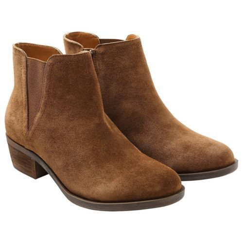 Brown ankle boots for both men and women – thefashiontamer.c