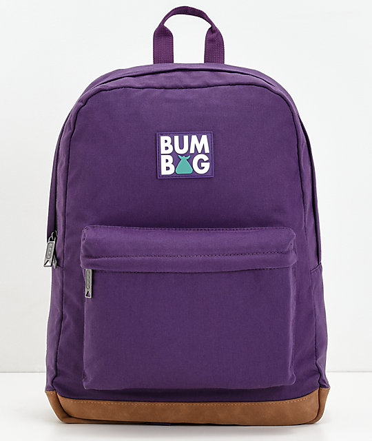 Bumbag Scout Purple Backpack | Zumi