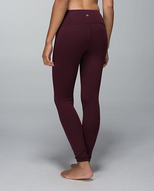 maroon lululemon leggings - Google Search | Clothes, Athletic .
