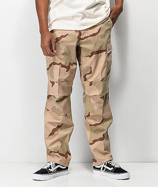 Rothco BDU Tri-Desert Camo Cargo Pants | Zumi