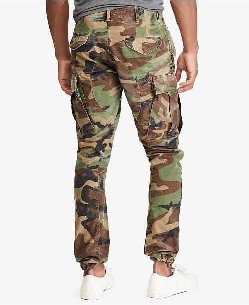 Polo Ralph Lauren Men's Camo Cargo Pants & Reviews - Pants - Men .