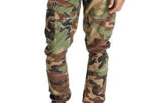 Polo Ralph Lauren Slim-Fit Camo Cargo Pants | Dillard