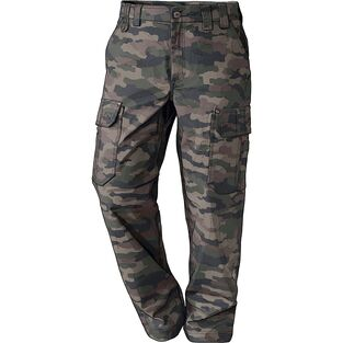 Men's DuluthFlex Fire Hose Camo Relaxed Fit Cargo Work Pants .