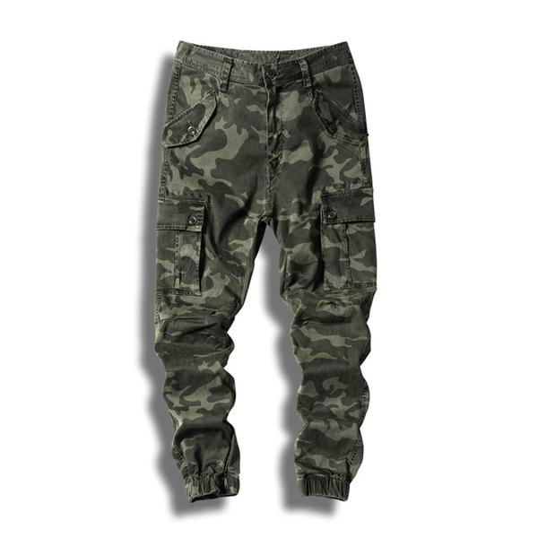 2017 AKing ACE Mens Camo Cargo Pants Military Camouflage Pants Men .